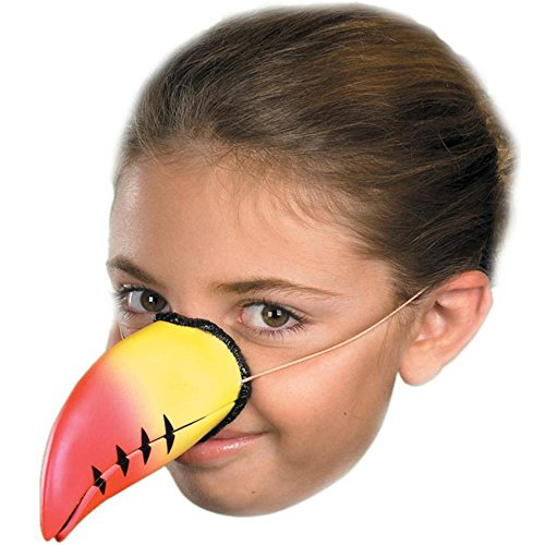 [Child's Toucan Costume Nose] (Toucan Nose Costume)