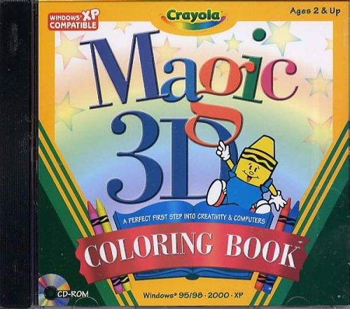 Coloring Book For Windows Amazon Crayola Magic 3D PC