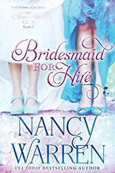 Bridesmaid for Hire (The Almost Wives Club Book 3)