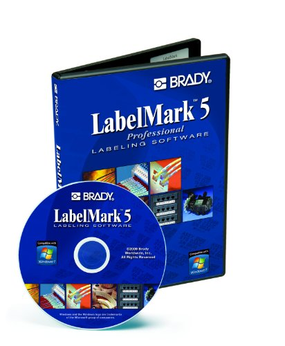 Brady LM5PRFCD LabelMark 5 CD-ROM Professional (single-user license) by Brady