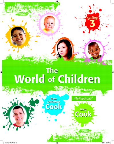 The World of Children (3rd Edition) (Cook World)
