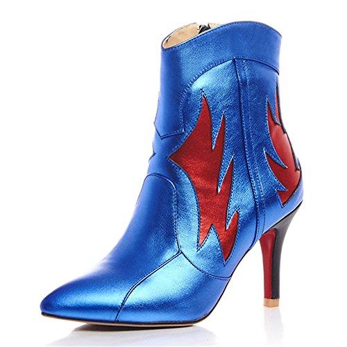 Nine Seven - Botas mujer Azul