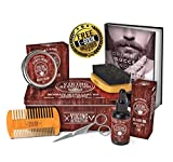 Best Beard Kits - Beard Care Kit for Men- Sandalwood- Ultimate Beard Review