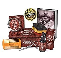Beard Care Kit for Men- Sandalwood- Ulti...