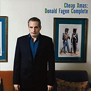 Donald Fagen - Cheap Xmas: Donald Fagen Complete (5CD ...