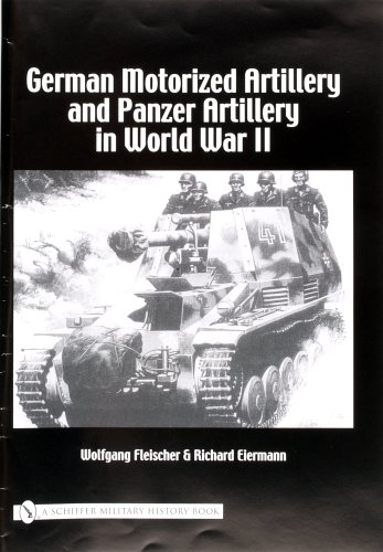 German Motorized Artillery and Panzer Artillery in for sale  Delivered anywhere in USA