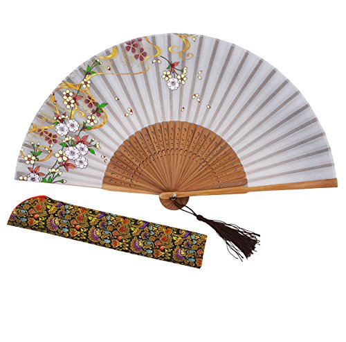 collapsible hand fan - 9