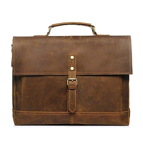 Deep Lavoro Brown colore Brown A Borse In Tracolla Da E Crossbody Vintage Viaggio Aszhdfihas Per Pelle Uomo Light Borsa Scuola Messenger ZwUqTFqc