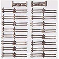 Noch - 43010 - Model Railway - Elementi di decoro - Registri Fence