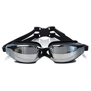 40fa521787 Swimming Professional Optical Myopia Nearsighted Goggle Glasses UV  Protection Wide View Anti-fog Adjustable Swimming