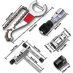 Kit-di-Attrezzi-per-la-Riparazione-di-Bici-Frusta-Catena-Smagliacatena-Bici-Estrattore-Cassette-Pignoni-Manovella-Ruota-Estrattore-per-velocita