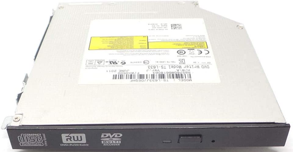 Dell OptiPlex 780 SFF DVD±R/RW Rewriter Slim SATA Optical Drive 3YK5K DS-8A5SH