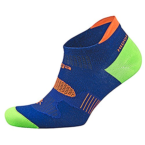 Balega Hidden Dry 2 Moisture-Wicking Socks For Men and Women (1 Pair), Royal Blue, X-Large
