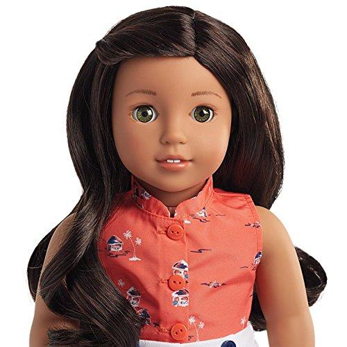 American Girl Beforever Doll Nanea
