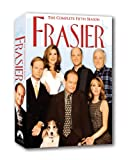 FRASIER-5TH SEASON COMPLETE (DVD/4 DISCS)