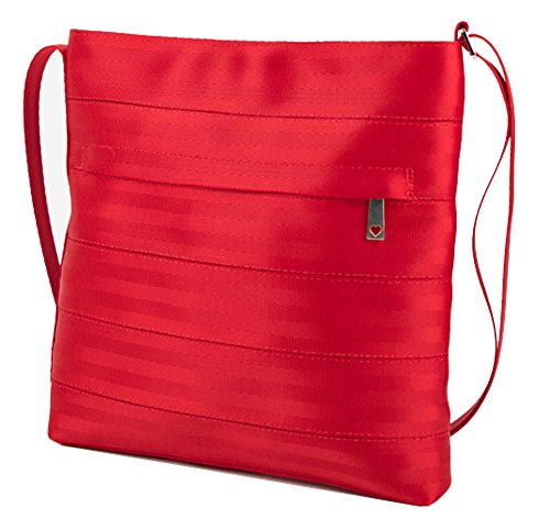 Scarlet Harveys Harveys Streamline Crossbody Streamline Women's Women's Crossbody AZ1vwqp0