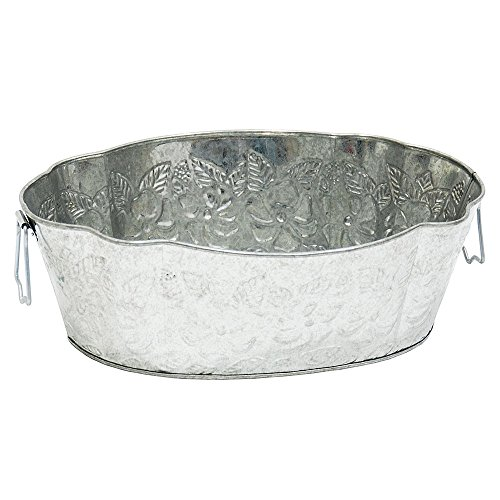 metal tubs with stand - 7