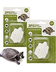 BPS 2 stuks Calciumblok voor schildpadden Grote natuurlijke basisaanvulling BPS-4133 * 2