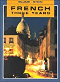 img - for French Three Years Workbook (R 588 W) book / textbook / text book