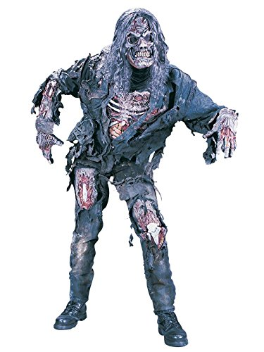 Fun World Complete 3-D Zombie Teen Costume