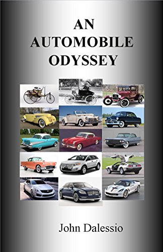 Book: An Automobile Odyssey by John Dalessio