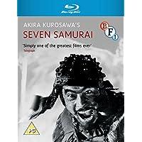 Seven Samurai (Blu-ray Edition) [1954]