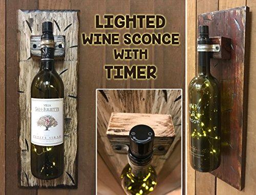 lighted wine rack - 6