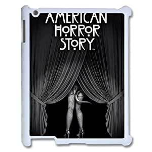 American Horror Story Personalized Cover Case with Hard Shell Protection for Ipad2,3,4 Case lxa#311643