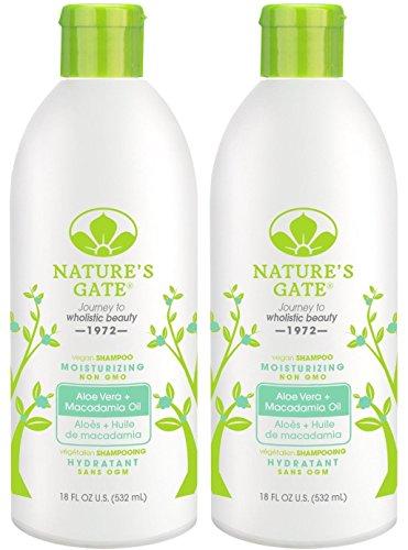 Nature's Gate Aloe Vera Moisturizing Shampoo for Normal to D