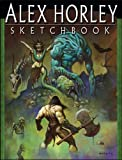 Alex Horley Sketchbook HC