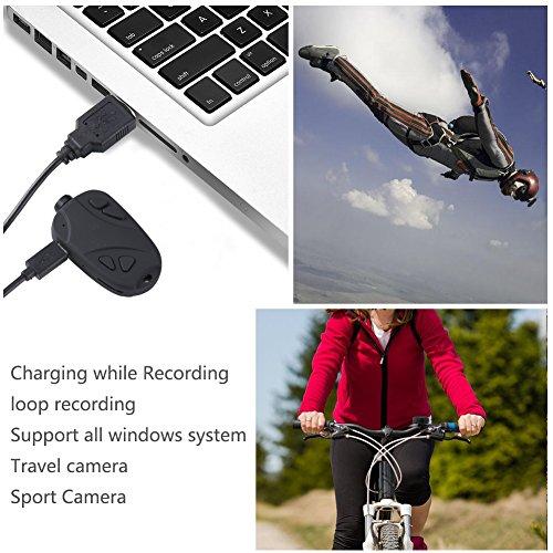 Nanny Security Camera 1080P RC FPV Camera Mate 808 1080P HETAI Monitor Webcam Motion Detection Sport Camera Wide Angle 120 degree by HETA (Image #5)