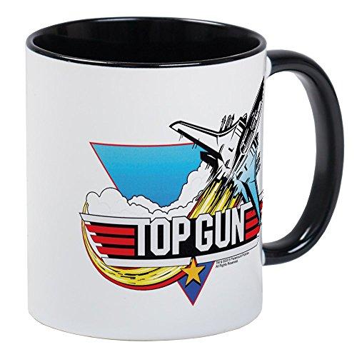 CafePress Top Gun Key Art Mug