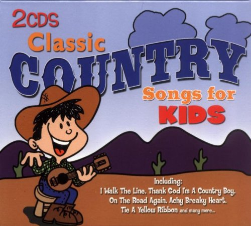Country Songs for Kids by Madacy Kids