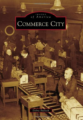 Commerce City (Images of America)