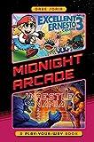 Excellent Ernesto Cousins 3/Wrestlevania (Midnight Arcade)