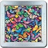 Magna Puzzle - Mini - Butterflies - 3D Magnetic Puzzle (21003)