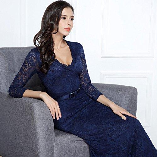 Miusol® 0044-01 - Vestido azul