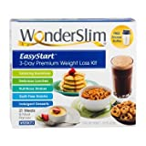 WonderSlim EasyStart 3-Day Diet & Weight Loss Kit