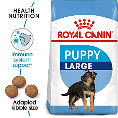 Royal Canin Size Health Nutrition Large Puppy Dry Dog Food