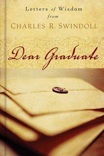 Dear Graduate: Letters of Wisdom pdf