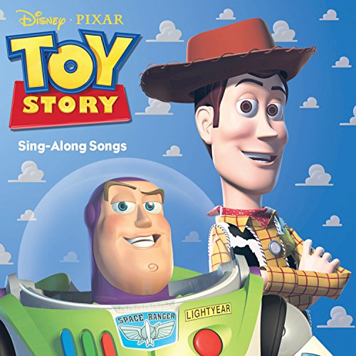 Toy story sing along songs clean by various artists on for Music to clean to