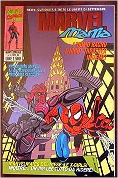 Marvel mania. Sett. 1995