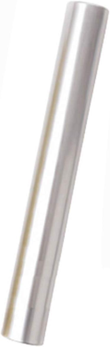 Visiodirect T/émoin de Relais en Aluminium Argent