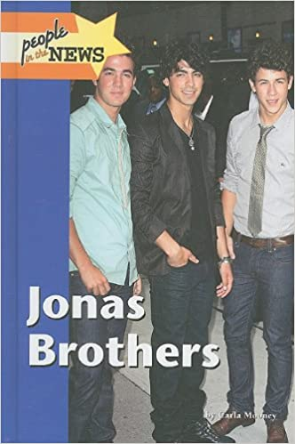Kostenlose E-Books für Kindle: Jonas Brothers (People in the News) by Carla Mooney PDF