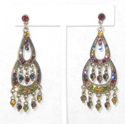 Collection Chandelier Earrings - 2 1/2