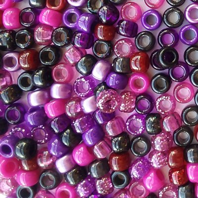 Making Beads Plastic Bags - 3