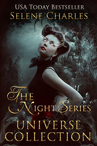 The Night Universe Collection (Charles Series)