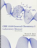 CHE 1510-General Chemistry I Laboratory Manual 1st Edition