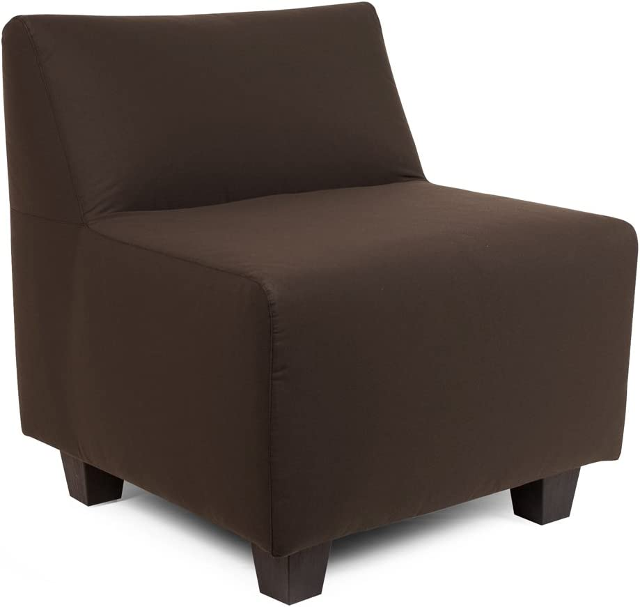 Howard Elliott Pod Patio Chair, Seascape Chocolate