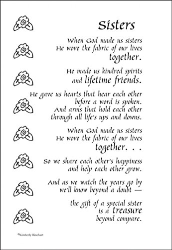 amazon com it takes two sisters a poem for a page